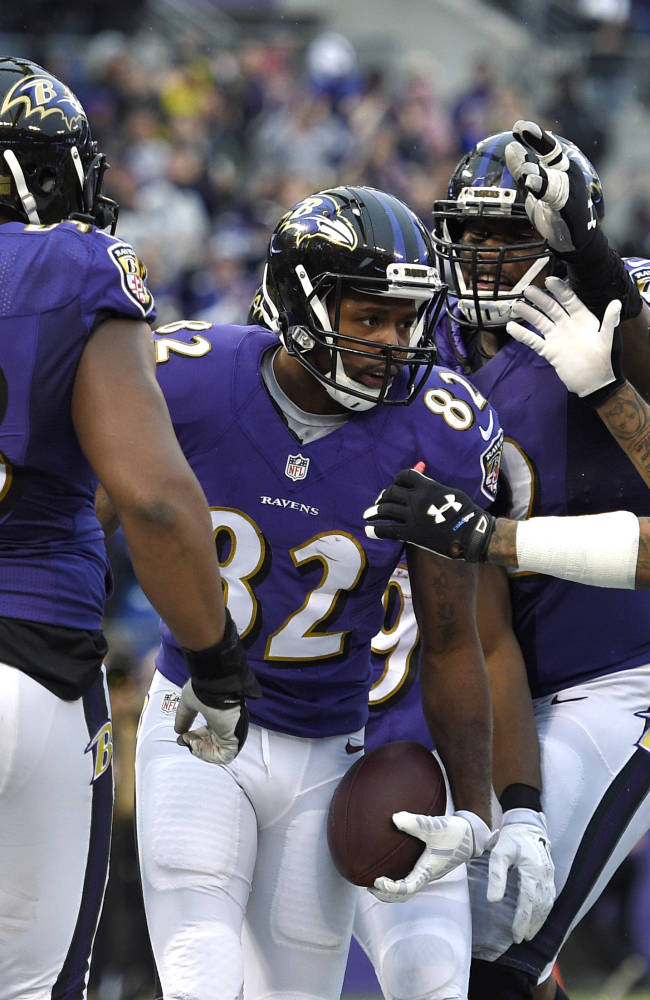 Ravens back in playoffs, earn AFC wild card