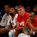 Los Angeles Clippers v New York Knicks Getty Images