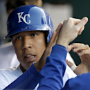 Perfumed Perez making good scents for Royals The Associated Press