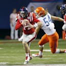 No. 18 Ole Miss pulls away from Boise State 35-13 (Yahoo Sports)