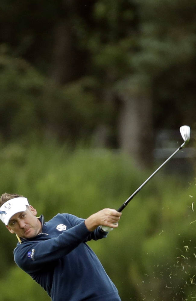 Bishop ousted as PGA of America president