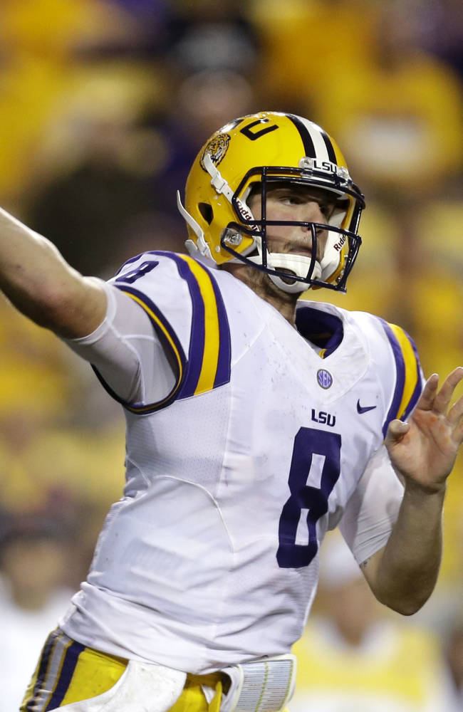 Mettenberger eager to get Georgia game over with