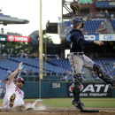 Lucroy has 4 hits, 2 RBIs, helps Brewers down Phillies The Associated Press