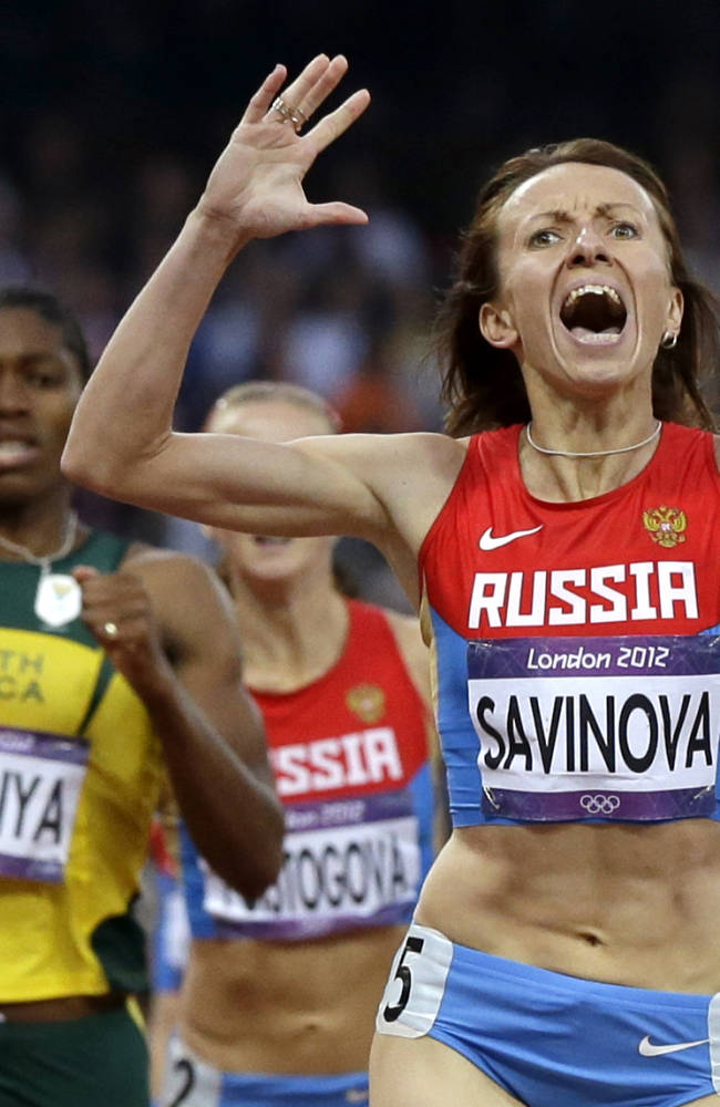 Russia to probe claims of systematic doping