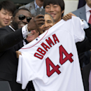 Obama welcomes World Series champion Red Sox The Associated Press