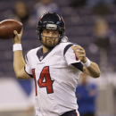 Jets acquire QB Ryan Fitzpatrick from Texans for draft pick The Associated Press