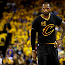 LeBron James was named the NBA Finals Most Valuable Player after leading the Cleveland Cavaliers back from a 3-1 deficit to beat the Golden State Warriors (AFP Photo/Ezra Shaw)