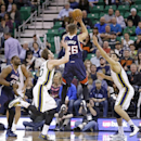 Korver, Millsap lead Hawks past Jazz The Associated Press