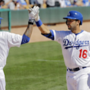 Ethier, Uribe HR in 1st vs Parker, Dodgers tie A's The Associated Press