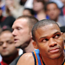 Westbrook out at least a month with broken hand The Associated Press