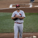 Wainwright blames self for Jeter flap The Associated Press