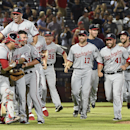 Nats beat Braves to clinch another NL East title (Yahoo Sports)
