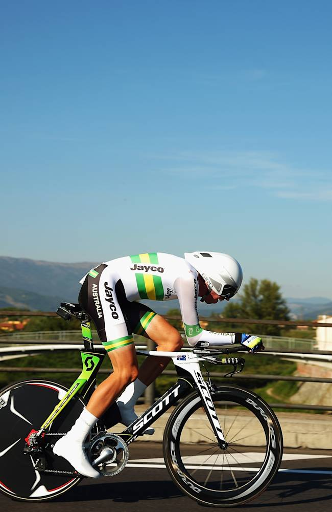 UCI Road World Championships - Day Two