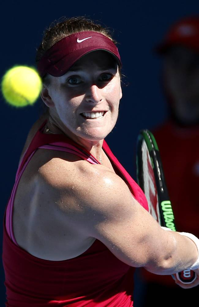 2 Williams sisters, 2 Madisons into 4th round at Aussie Open