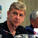 Wenger admits Arsenal's Suarez move is 'on standby'