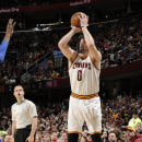 James scores 20 and Cavaliers slip past 76ers 87-86 (Yahoo Sports)