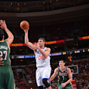 Hawes lifts 76ers over Bucks 115-107 in OT The Associated Press