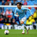 Manchester City's David Silva during the English Premier League soccer match between Manchester City and Southampton at The Etihad Stadium, Manchester, England, Saturday, April 5, 2014