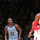 Wall, Gortat lead Wizards past watered-down Grizzlies 107-87 The Associated Press