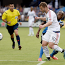 Chicago Fire v San Jose Earthquakes Getty Images