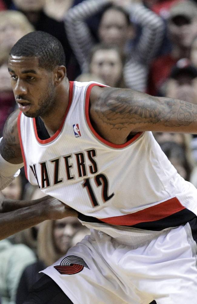Blazers beat Clippers 116-112 in OT win
