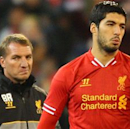 Rodgers issues Suarez response: There will never be a player bigger than Liverpool