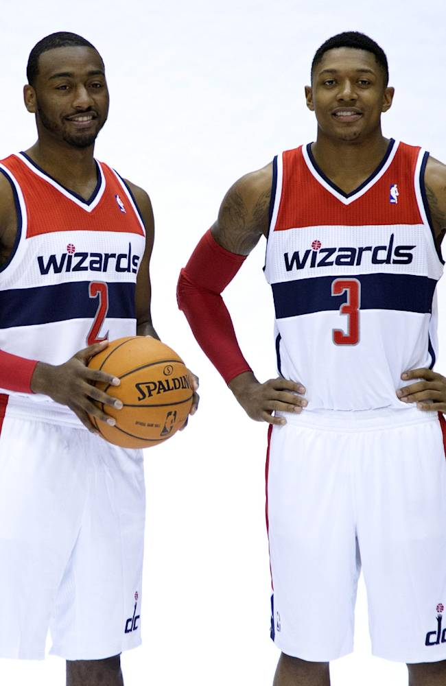 Wall embraces Wizards' playoff expectations