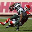 Just 2 games in, Harvin comfortable with Jets The Associated Press