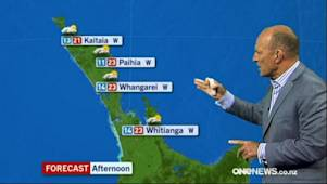 ONE News 6pm Weather Update: Dec 8