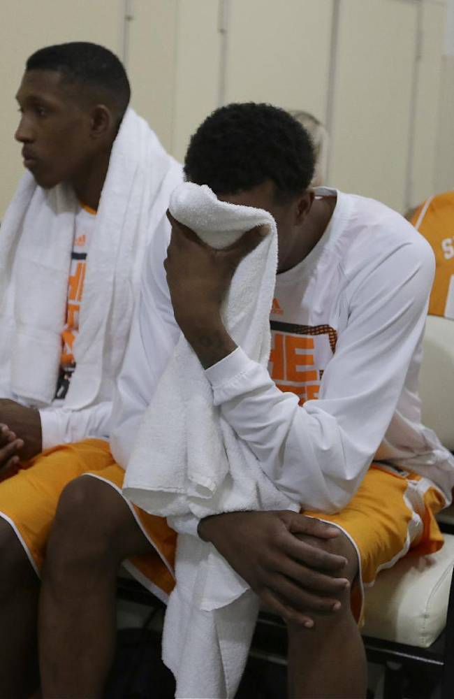 Vols look to future after heartbreaking finish