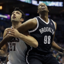 Jason Collins set for home debut with Brooklyn The Associated Press