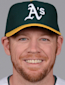 Brandon Moss - Oakland Athletics