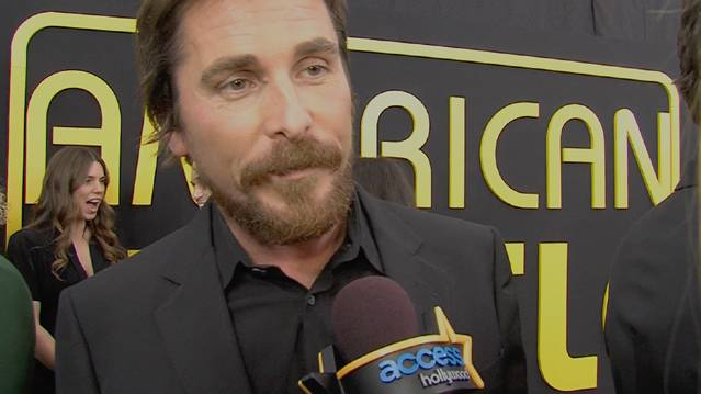Christian Bale On Becoming 'Obsessed' With His Comb-Over For 'American Hustle'