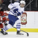 Toronto Maple Leafs v New Jersey Devils Getty Images
