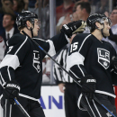 Kings Back In Playoff Position With 1-0 Win Over Coyotes