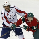 Ovechkin scores 2 goals, Capitals edge Wild 3-2 The Associated Press
