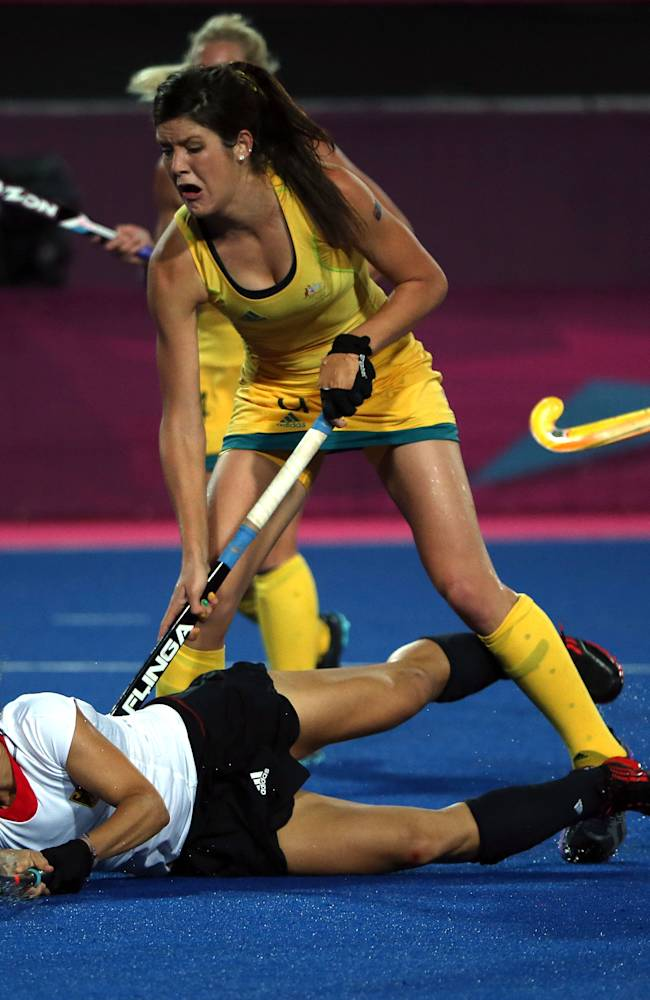 Olympics Day 4 - Hockey