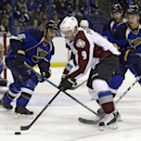 Duchene out at least a week with oblique injury The Associated Press