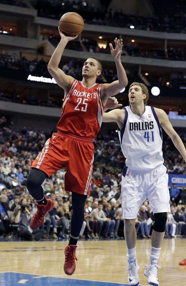 Parsons, Harden-less Rockets beat Mavs 117-115