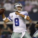 Romo throw TD pass, Cowboys lead Saints 7-0 The Associated Press