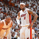 Wade on LeBron: 'We are champions' The Associated Press