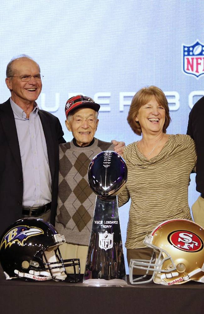 Grandfather of Harbaugh brothers dies at 98