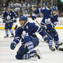 Kozun has goal, 2 assists as Toronto beats Detroit The Associated Press