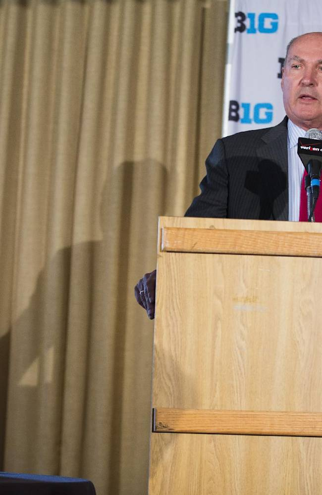 DC to become part of Big Ten tourney 'rotation'