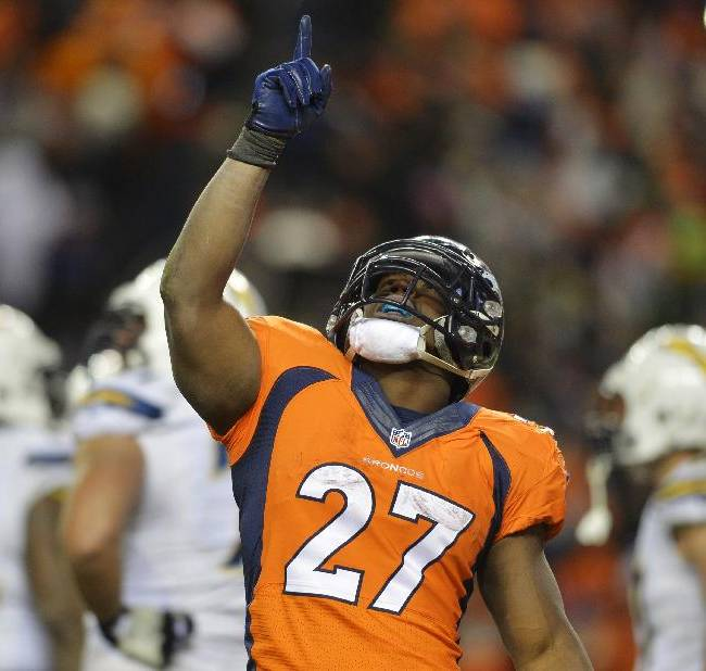 Broncos' Moreno has made most of second chance
