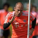 Robben targets three titles with Bayern Munich
