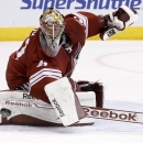 Smith, Coyotes win 3rd straight, 2-1 over Panthers The Associated Press