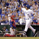 Royals stop slide with 4-3 victory over Rangers The Associated Press