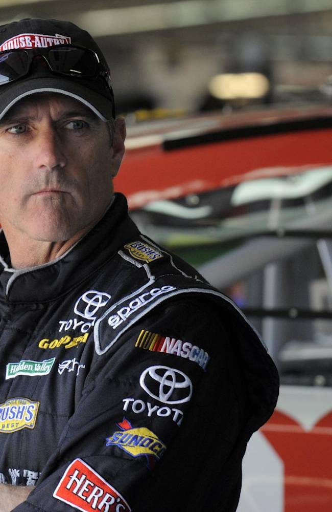 Labonte set for NASCAR return after bike accident