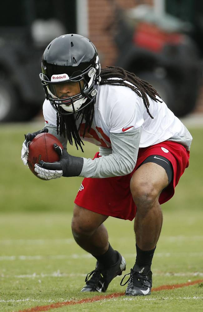 Southward eager to prove Falcons were right